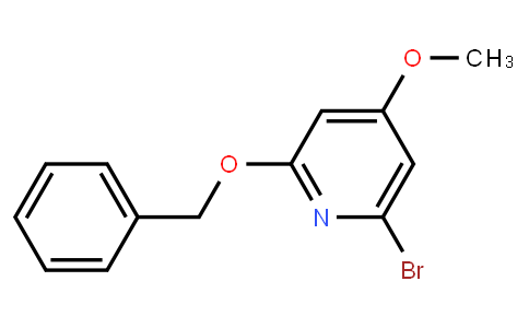 AM10876 | 2-Benzyloxy-6-Bromo-4-Methoxypyridine