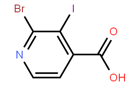 AM10884 | 848243-29-8 | 2-Bromo-3-Iodo Iso Nicotinic Acid