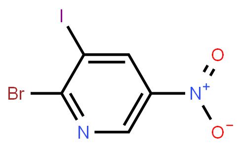 AM10885 | 25391-61-1 | 2-Bromo-3-Iodo-5-Nitropyridine