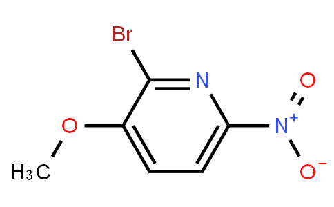 2-Bromo-3-Methoxy-6-Nitropyridine