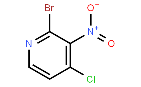 2-Bromo-4-Chloro-3-Nitropyridine