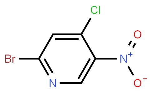2-Bromo-4-Chloro-5-Nitropyridine
