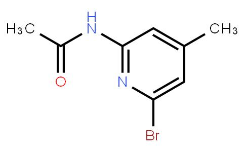 2-Acetamino-4-Methyl-6-Bromopyridine