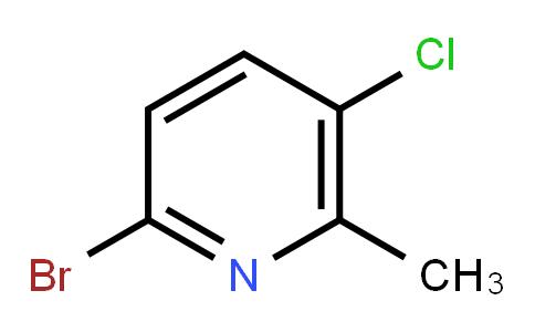 2-Bromo-5-Chloro-6-Methylpyridine