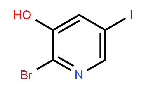 2-Bromo-5-Iodopyridin-3-Ol