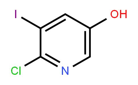 2-Chloro-3-Iodo-5-Hydroxypyridine