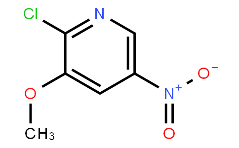 2-Chloro-3-Methoxy-5-Nitropyridine