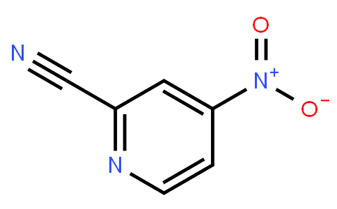 2-Cyano-4-Nitropyridine