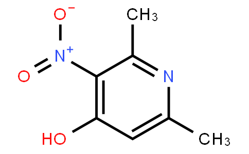 2,6-Dimethyl-4-hydroxy-3-nitropyridine