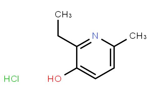 2-Ethyl-3-hydroxy-6-methylpyridine HCl
