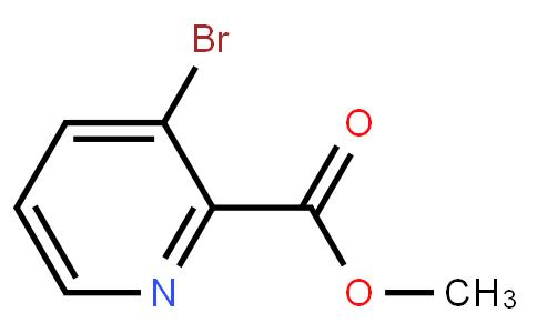 Methyl 3-bromopyridine-2-carboxylate