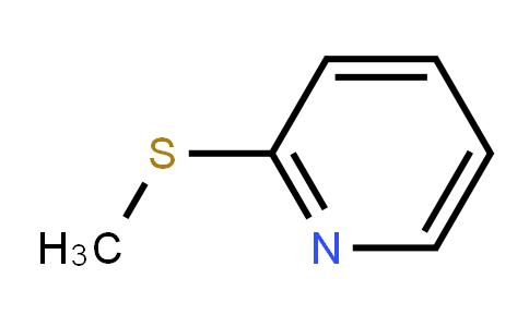 2-Methylthiopyridine