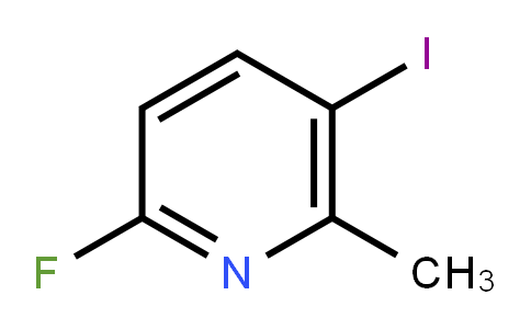 AM11066 | 884495-23-2 | 2-Fluoro-5-Iodo-6-Methylpyridine