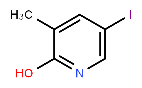 2-Hydroxy-5-Iodo-3-Methylpyridine