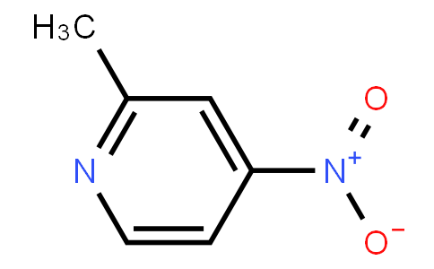 2-Methyl-4-Nitropyridine