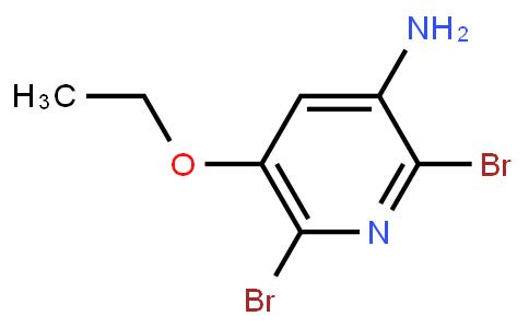 AM11105 | 1000018-10-9 | 3-Amino-2,6-Dibromo-5-Ethoxypyridine