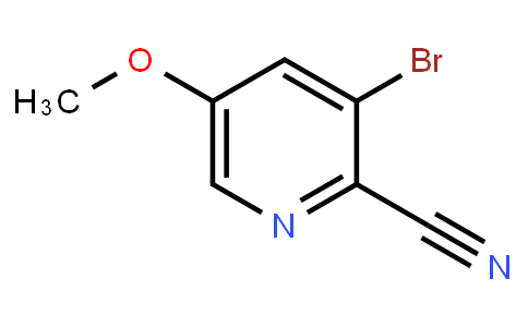 AM11130 | 717843-46-4 | 3-Bromo-5-methoxypicolinonitrile