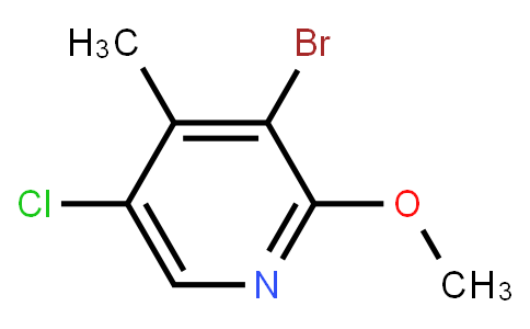 AM11141 | 851607-30-2 | 3-Bromo-5-Chloro-2-Methoxy-4-Methylpyridine