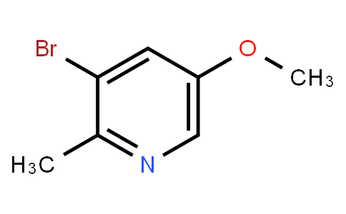 AM11144 | 1256823-49-0 | 3-Bromo-5-Methoxy-2-Methylpyridine