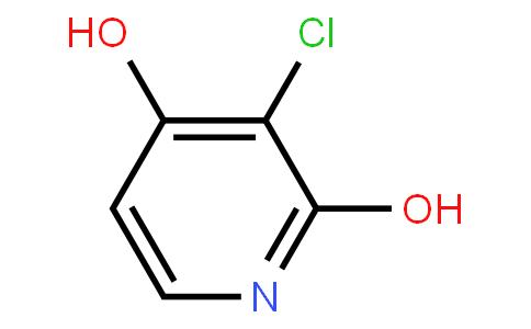 3-Chloro-2,4-Dihydroxypyridine