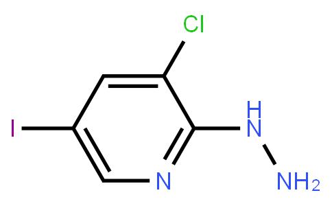 AM11153 | 3-Chloro-2-Hydrazino-5-Iodopyridine