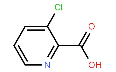 3-Chloropyridine-2-Carboxylic Acid