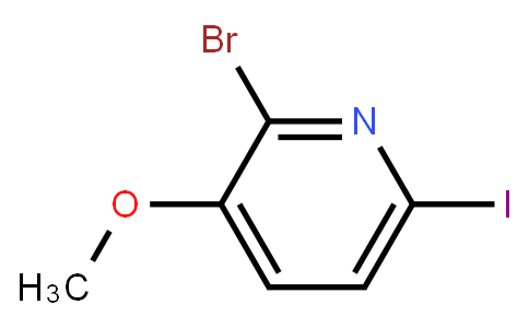 AM11238 | 321535-37-9 | 2-Bromo-6-Iodo-3-Methoxypyridine