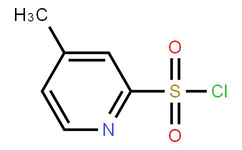 4-Methylpyridine-2-Sulfonyl Chloride
