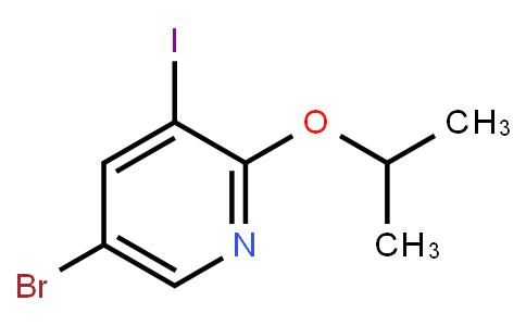 5-Bromo-3-Iodo-2-Isopropoxypyridine