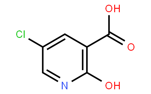 5-Chloro-2-Hydroxy Nicotinic Acid