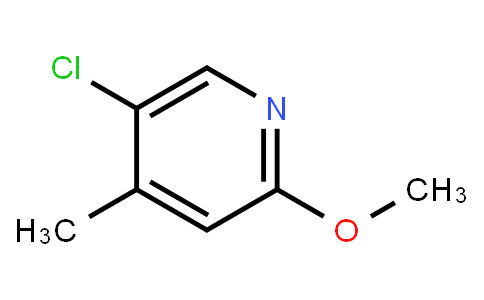 5-Chloro-2-Methoxy-4-Methylpyridine