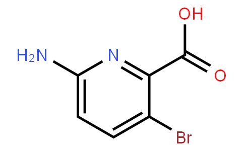 AM11357 | 1033201-61-4 | 6-Amino-3-Bromo-2-Pyridinecarboxylic Acid