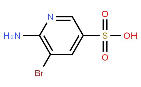 6-Amino-5-Bromopyridine-3-Sulfonic Acid
