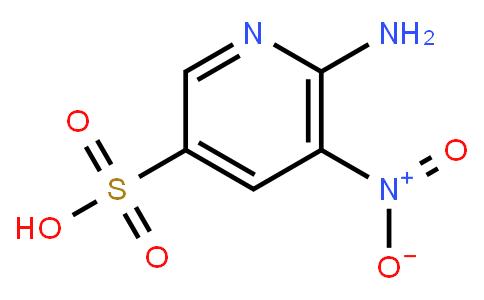 6-Amino-5-Nitropyridine-3-Sulfonic Acid