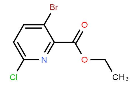 AM11394 | 1065074-97-6 | Ethyl 3-Bromo-6-Chloropicolinate