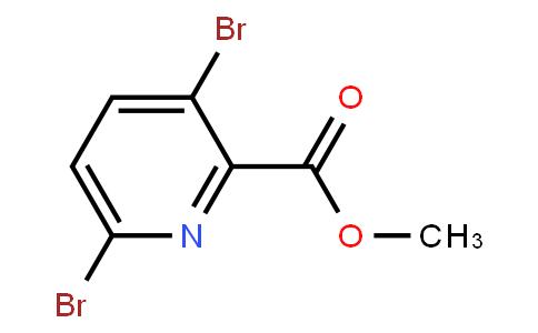 AM11407 | 495416-04-1 | Methyl 3,6-Dibromopicolinate