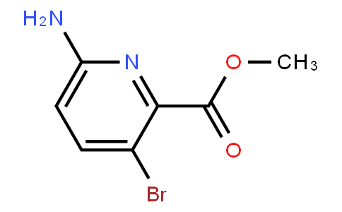 AM11425 | 178876-83-0 | Methyl 6-Amino-3-Bromopicolinate