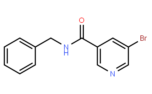 N-Benzyl-5-Bromonicotinamide