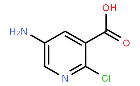 5-Amino-2-Chloropyridine-3-Carboxylic Acid