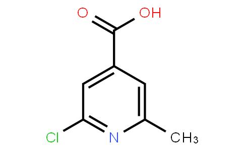 2-Chloro-6-Methylpyridine-4-Carboxylic Acid