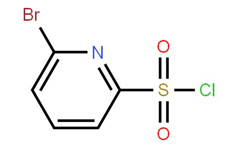 AM11461 | 912934-77-1 | 6-Bromopyridine-2-Sulfonylchloride