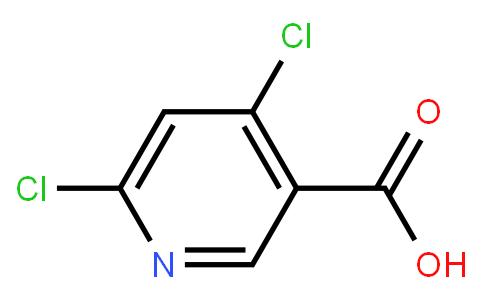 4,6-Dichloropyridine-3-Carboxylic Acid