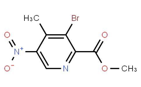 Methyl 3-Bromo-4-Methyl-5-Nitropicolinate