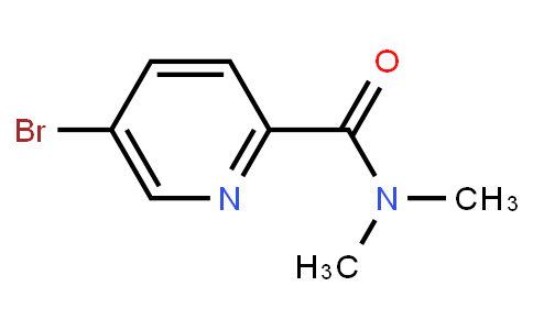 AM11486 | 845305-86-4 | 5-Bromopyridine-2-Carboxylic Acid Dimethylamide
