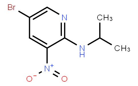 5-Bromo-2-Isopropylamino-3-Nitropyridine