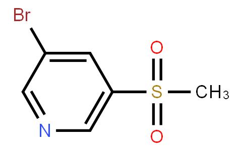 AM11494 | 445491-71-4 | 3-Bromo-5-(Methylsulfonyl)Pyridine