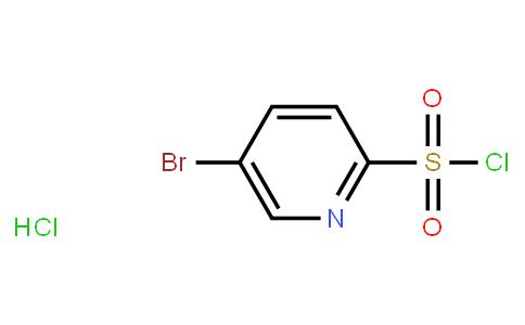 AM11496 | 1150561-80-0 | 5-Bromopyridine-2-Sulfonyl Chloride Hcl