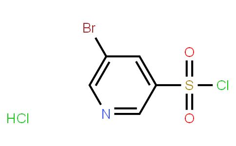 5-Bromopyridine-3-Sulfonyl Chloride Hcl