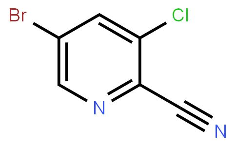 3-Chloro-2-Cyano-5-Bromopyridine