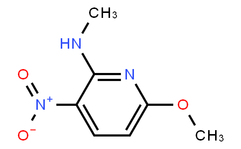 AM11504 | 94166-58-2 | 2-Methylamino-6-Methoxy-3-Nitropyridine